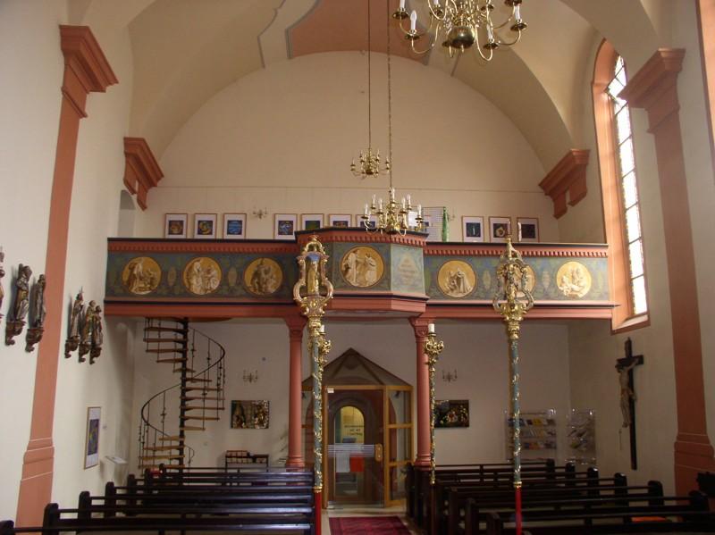 Ausstellung in der St.-Andreas-Kirche