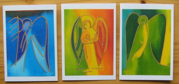 Engel für die Klinikseelsorge