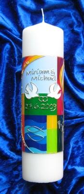 Hochzeit von Miriam und Michael