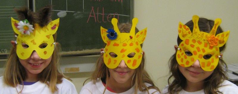 Kunst-AG, Karneval der Tiere